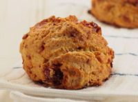 Cranberry_orange_scone